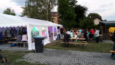 Kinder- und Vereinsfest 2017